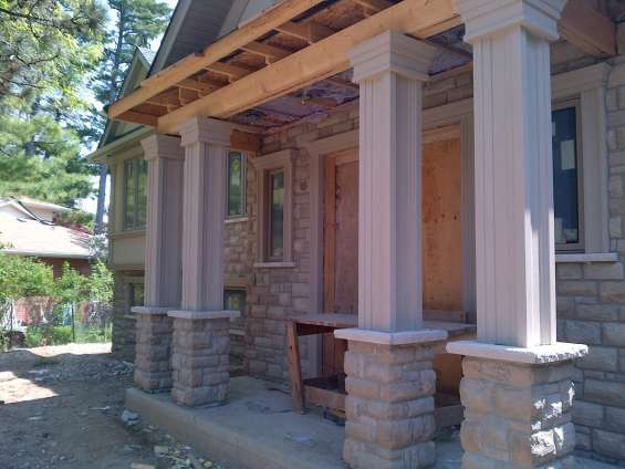 Resurface concrete steps and eifs stucco projects in gta